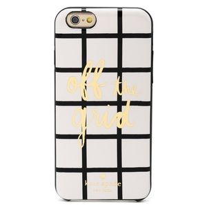 Kate Spade iPhone 6s Cell Phone Case